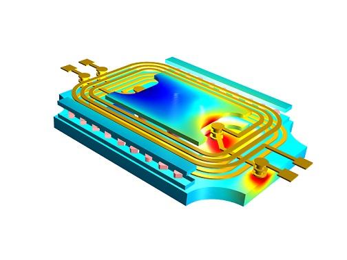 Electronics: Planar Transformer