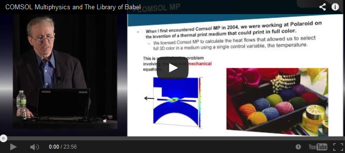 Keynote video Babel