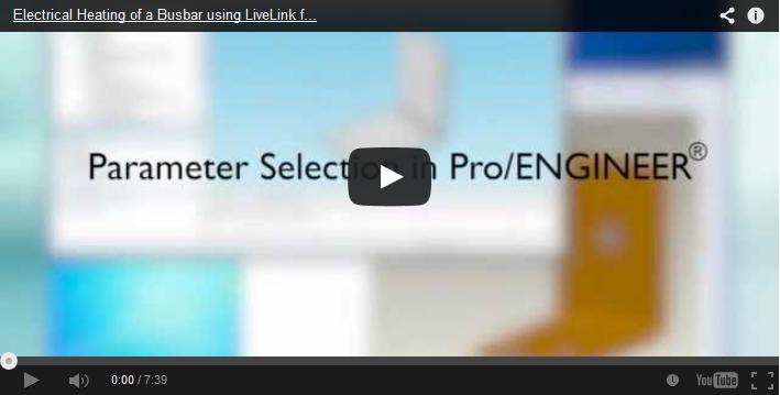 ProEngineer video tutorial