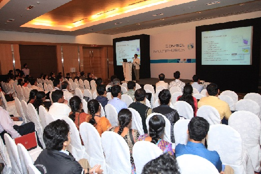 COMSOL Conference Bangalore 2012 general session