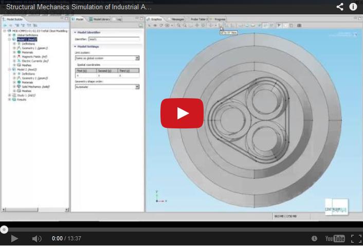 Simulate structural mechanics