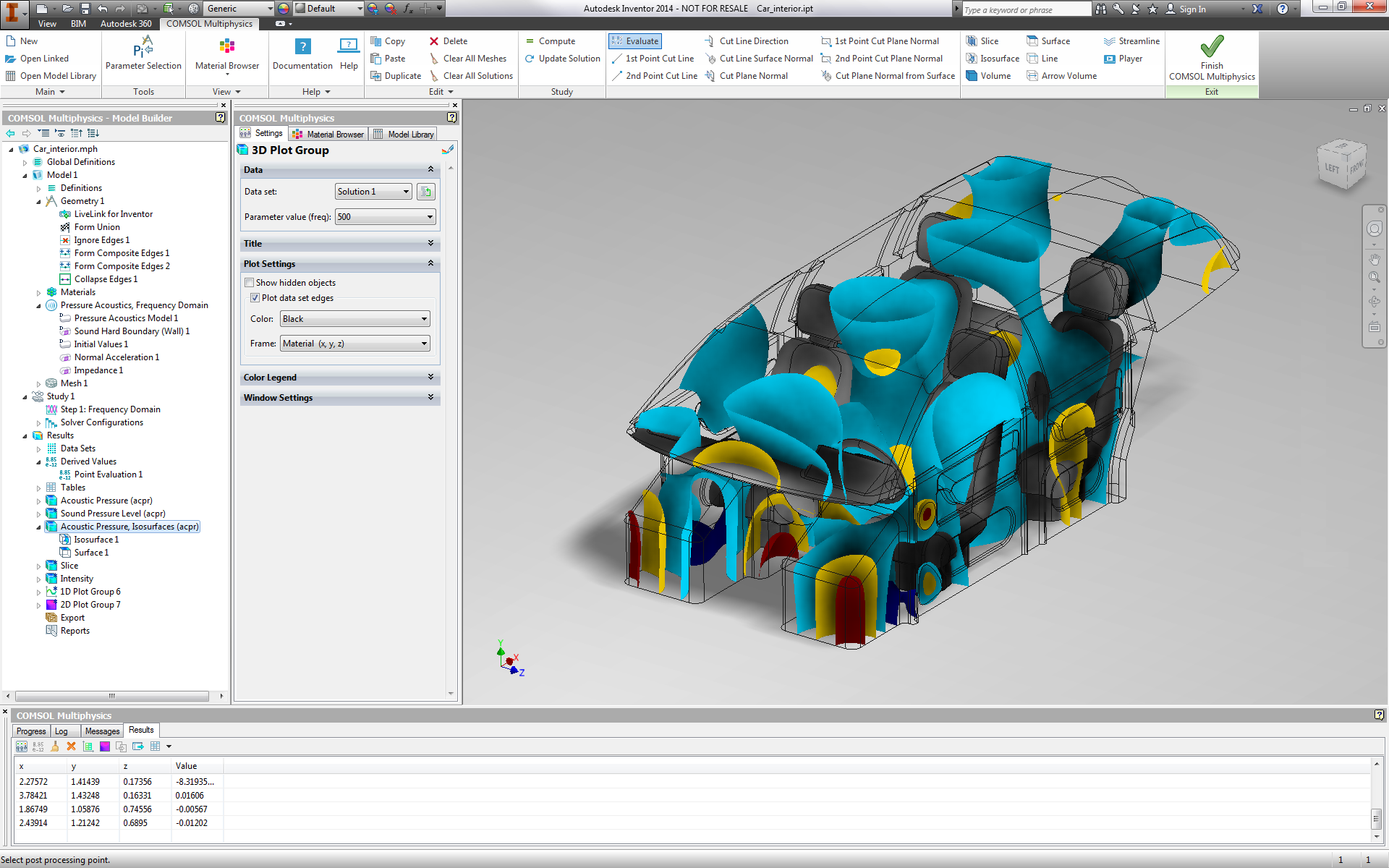 Multiphysics Simulations Inside The Autodesk 174 Inventor