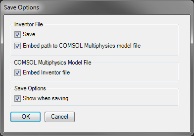 Multiphysics Simulations inside the Autodesk® Inventor® User