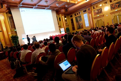 COMSOL Conference audience