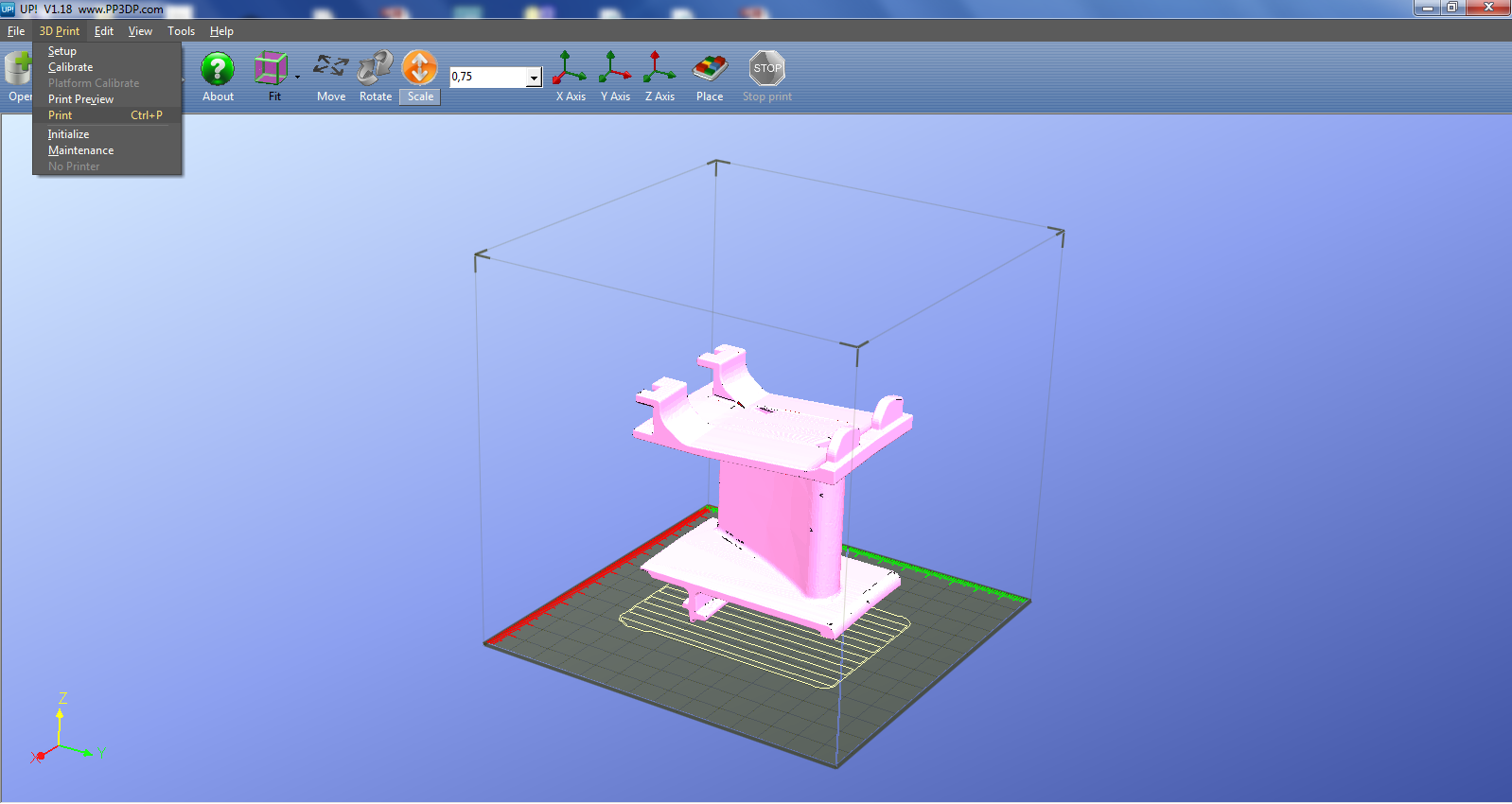 How To 3d Print Comsol Models Comsol Blog