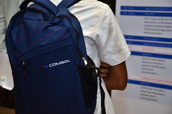 COMSOL Backpack