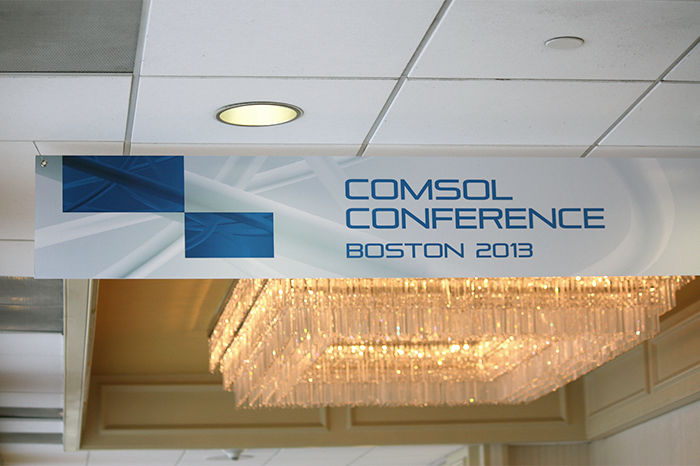 COMSOL Conference 2013 Boston