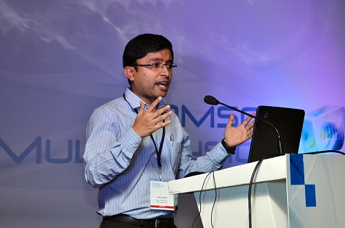 Dr. Amit Gupta, IIT, Keynote Talk at the COMSOL Conference 2013 Bangalore