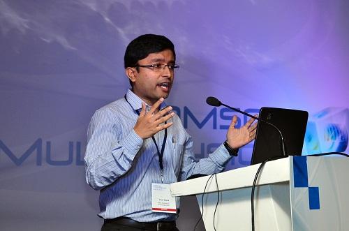 Dr. Amit Gupta, IIT, Keynote Talk at the COMSOL Conference 2013 Bangalore