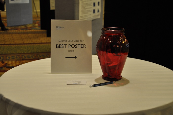 Submit your vote for Best Poster
