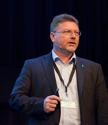 Keynote speaker at the COMSOL Conference 2013 Rotterdam, Christian Schröder, mieletec FH Bielefeld