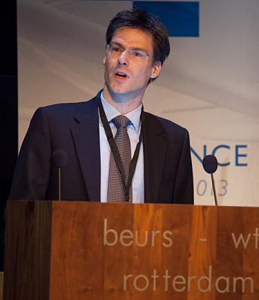 Keynote speaker: Holger Ernst, mieletec FH Bielefeld