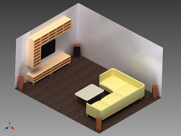 Living room diagram (Click to enlarge)