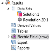 Revolution 2D listed under Data Sets