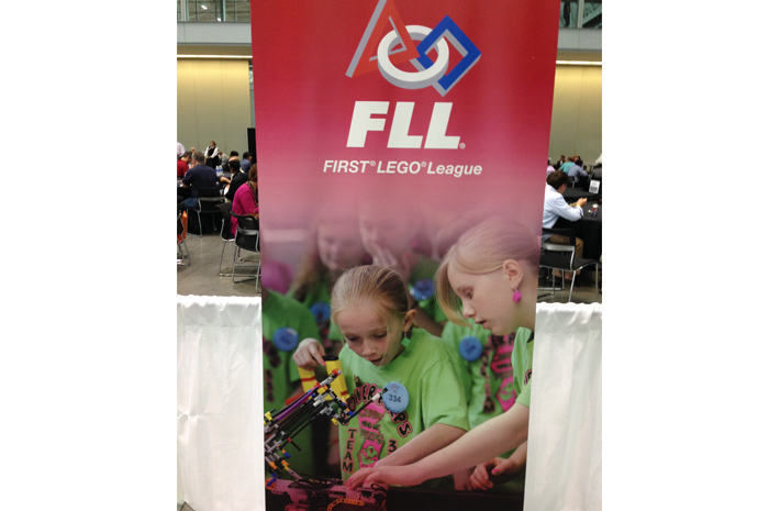 FIRST® LEGO® League (FLL®).