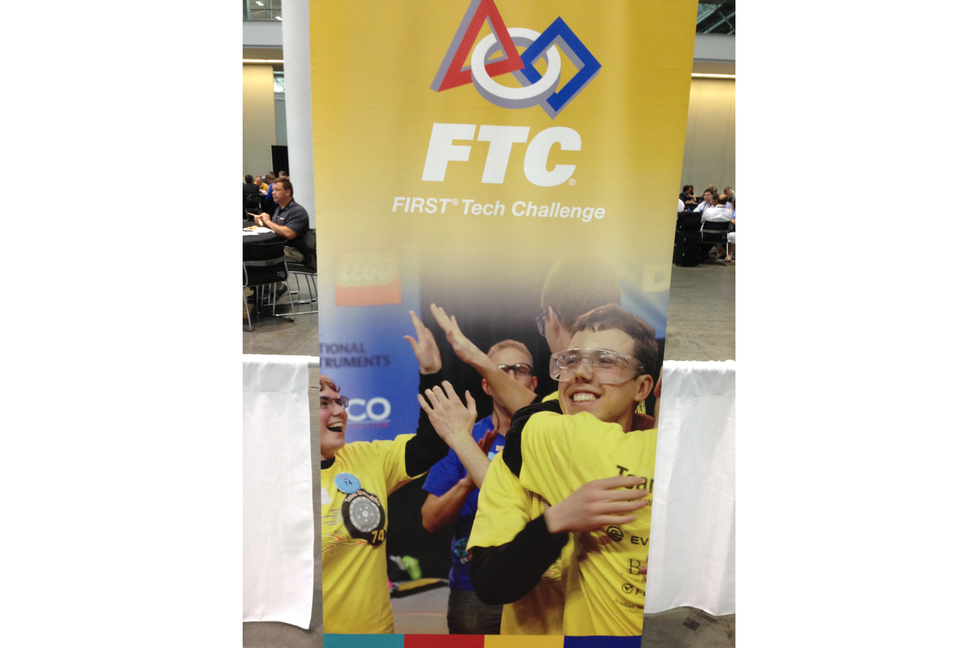 FIRST® Technology Competition (FTC®).