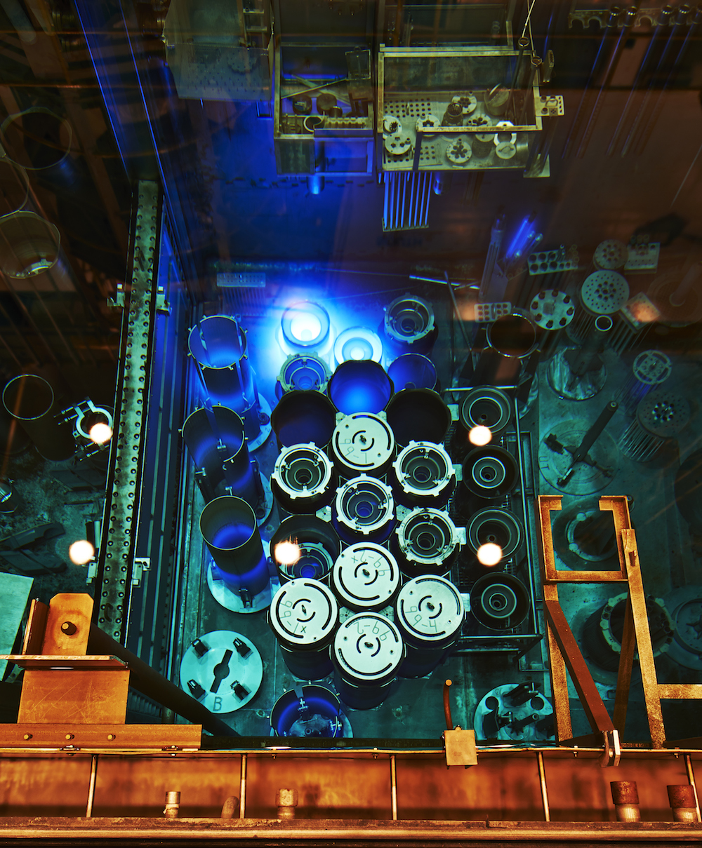 High Flux Isotope Reactor Gamma Irradiation Facility at ORNL