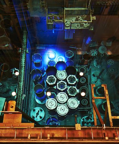 HFIR Gamma Irradiation Facility small