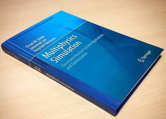 Multiphysics Simulation book about COMSOL Multiphysics-featured