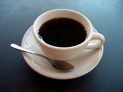 Small cup of coffee