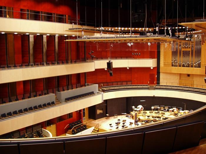 Image of Sibelius Hall.