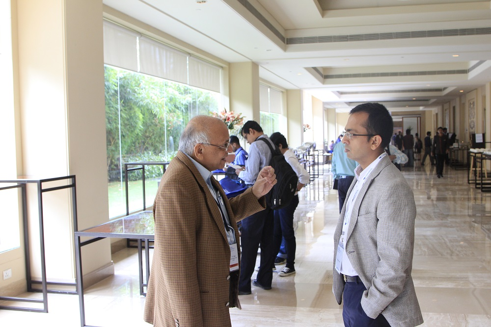 The conference has always been a great platform for exchanging ideas.
