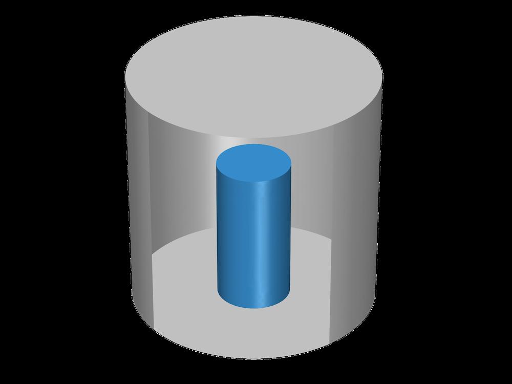 标量势区域中的有效几何。