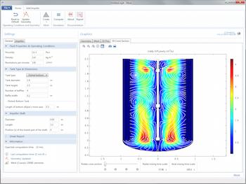 mixer app_eddy diffusivity and velocity streamlines featured