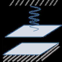 electrostatic actuator schematic