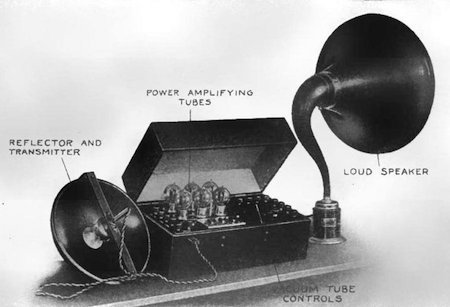 Early Magnavox system