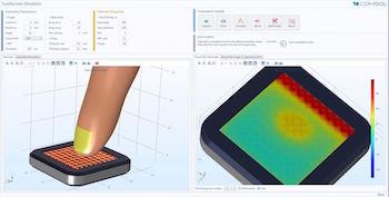 Touchscreen Simulator UI_featured