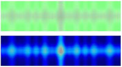 Electric field amplitude and intensity for page data recording featured