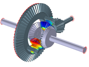 Differential gear_featured