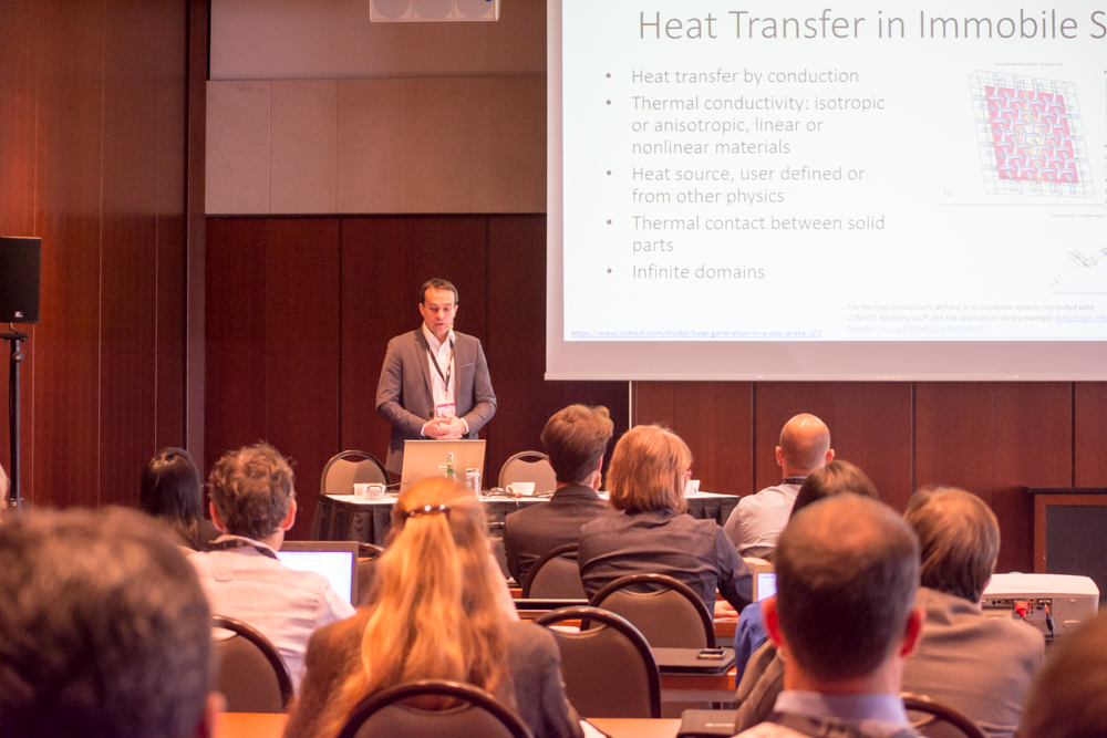 Photos from the COMSOL Conference 2016 Munich | COMSOL Blog