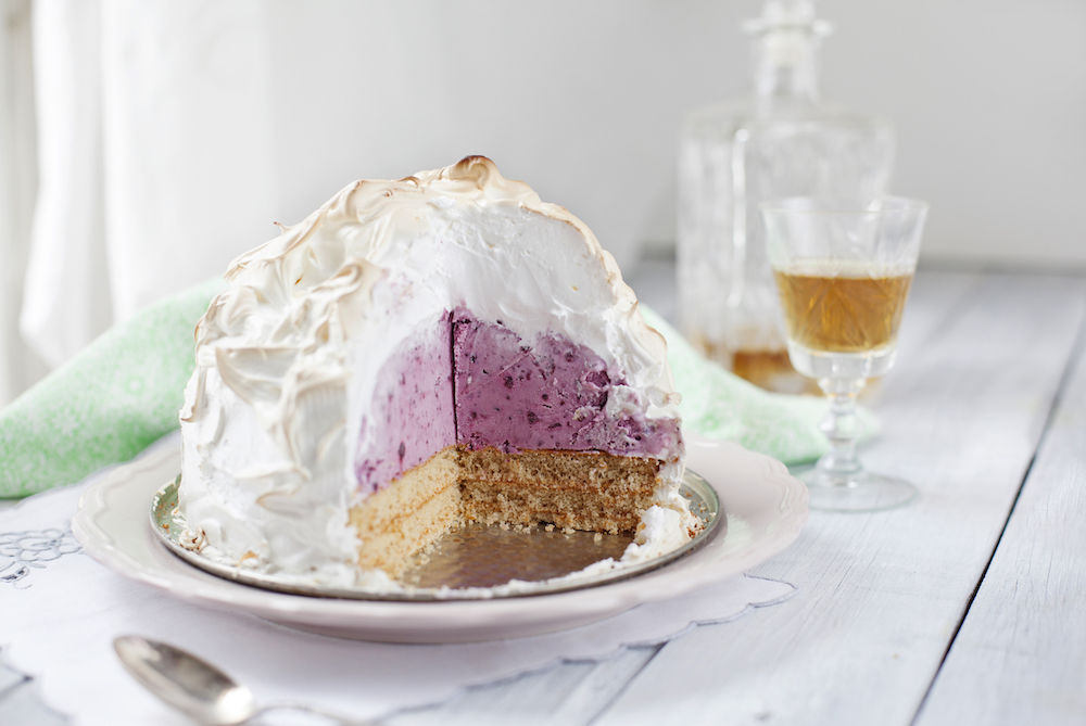 Why Doesn T The Ice Cream In A Baked Alaska Melt Comsol Blog