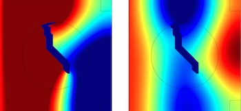 acoustic topology optimization featured
