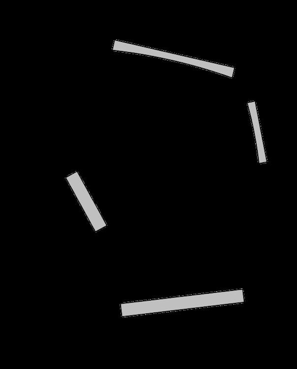 The Czerny-Turner Monochromator tutorial's geometry.