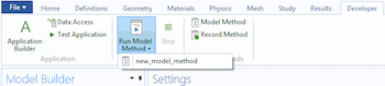 how to run a model method_featured