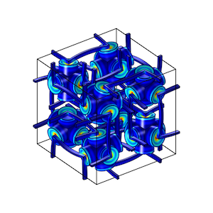 poroelastic metamaterial's structure_featured
