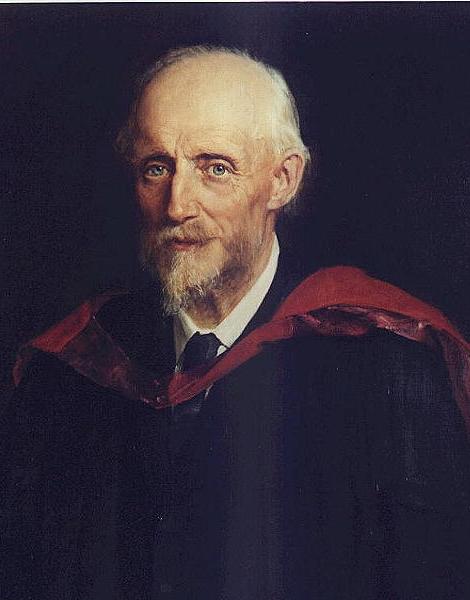 A portrait of Osborne Reynolds.
