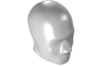 final human head geometry featured