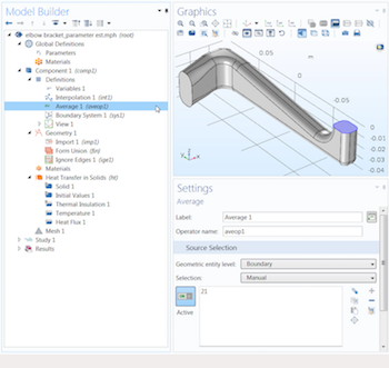 elbow-bracket-geometry-comsol-ui featured