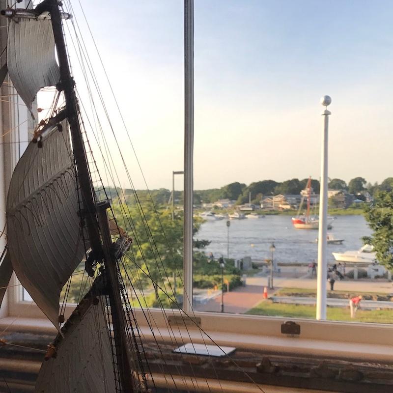 A photo of Newburyport, MA.