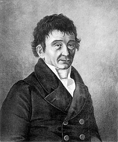 An illustration of Ernst Chladni.