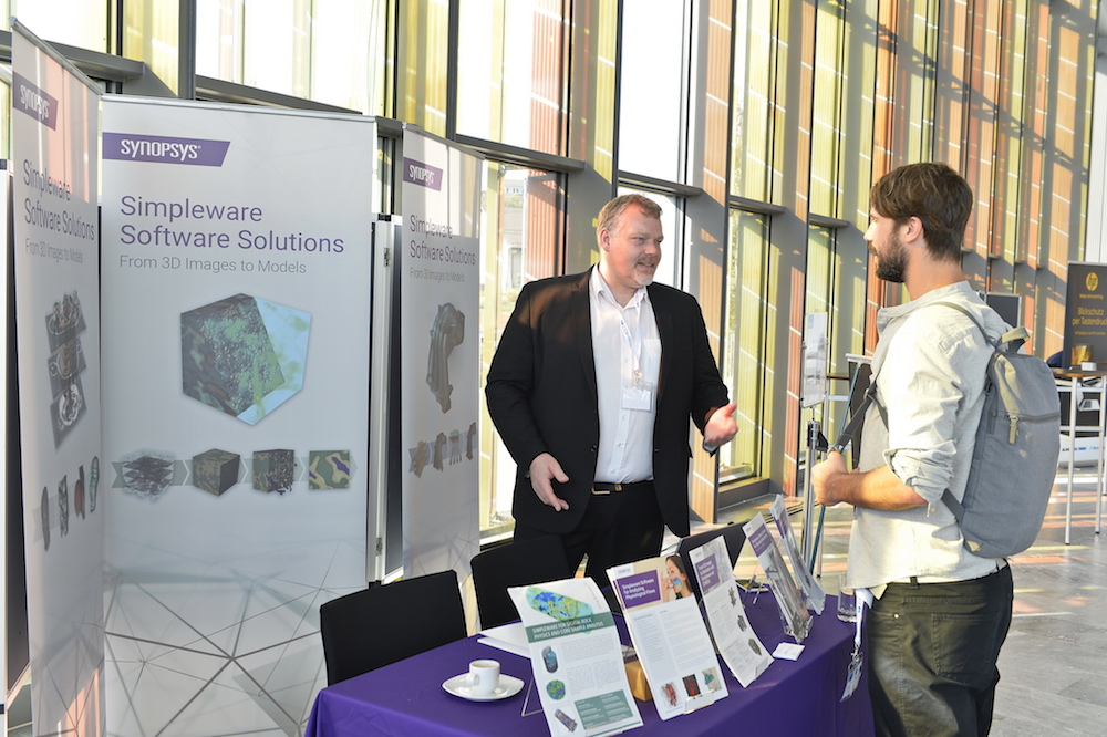 Synopsys was a Gold sponsor of the event.