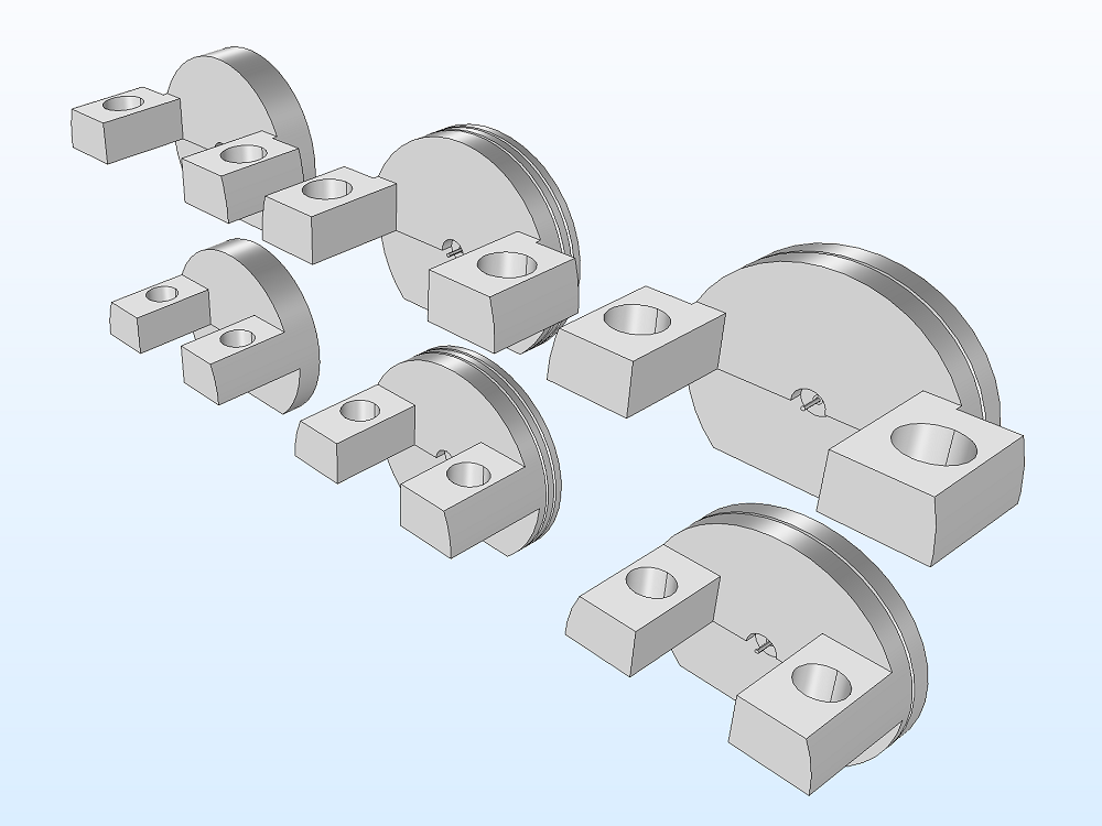 Edge launch connectors available in the RF Module Part Library.