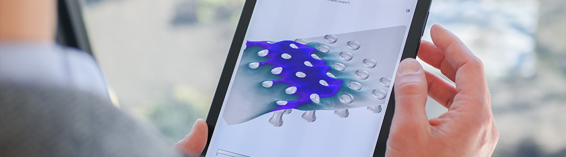 COMSOL Client for Android™ Available on the Google Play
