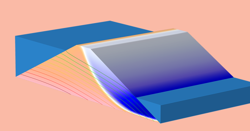 Learn About Using Simulation for Geomechanical Analysis | COMSOL Blog