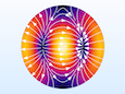 COMSOL Multiphysics® results for a circular port model.