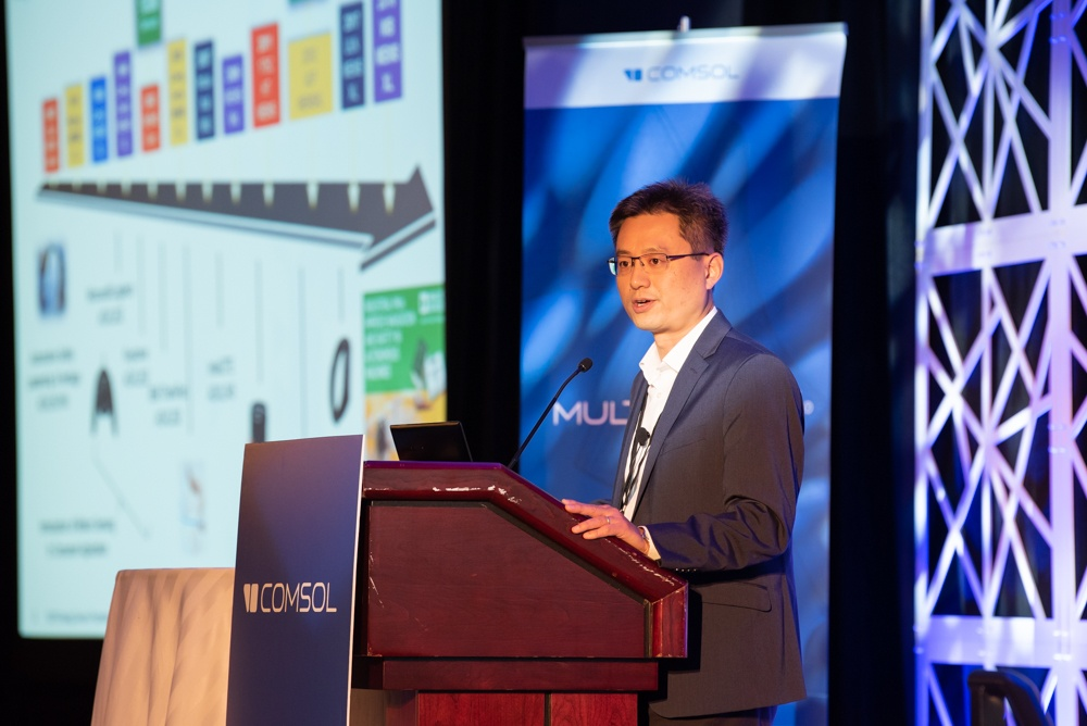 Sam Zhang of Analog Devices, Inc. discusses the design of navigation-grade inertial sensors for autonomous vehicles during his keynote talk.